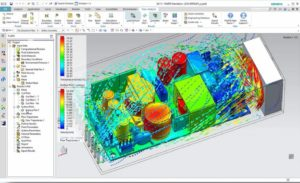 FloEFD CAD Integrated SImulation